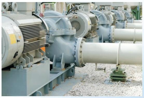 水泵行业运用