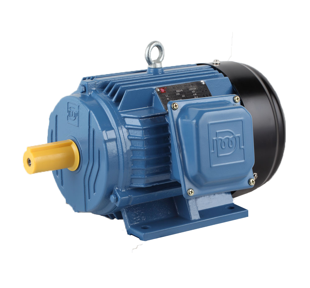EM Series high-efficiency three-phase induction motor